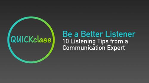 Listening Class