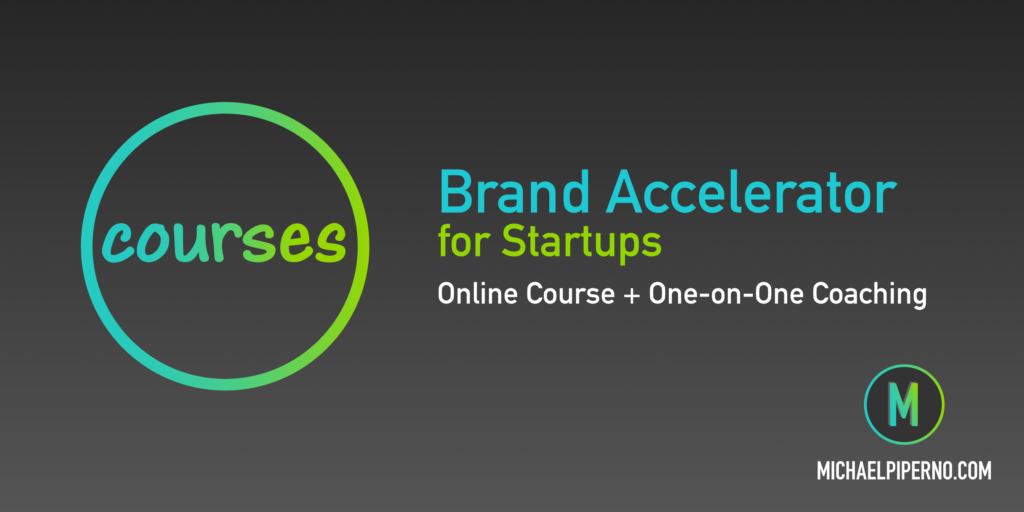 Brand Accelerator for Startups Course