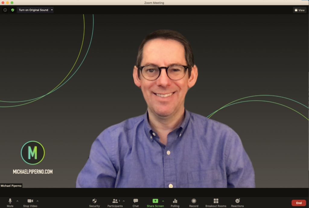 Virtual Background Tips for Zoom